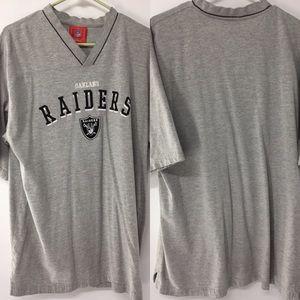 Oakland Raiders V-Neck